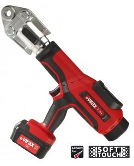 VIRAX 2532 : Viper® P25+ Baterijsko hidravlično orodje za stiskanje