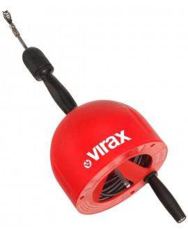 VIRAX 2906: Profesionalni čistilec cevi VAL 26