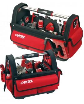 VIRAX 3826 : Torba za orodje iz blaga