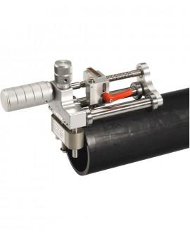 VIRAX 5750 : Naprava za lupljenje varjenih cevi