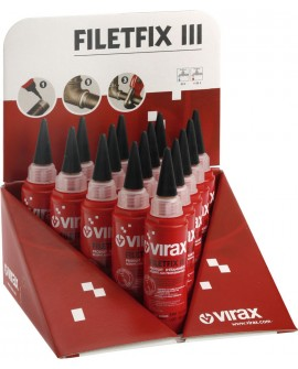 VIRAX 2626 : 15 x tesnilo Filetfix® III