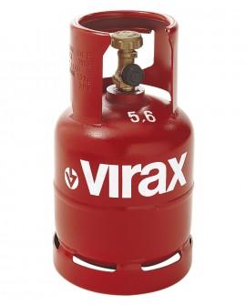 VIRAX 5282 : Plinska jeklenka - 1,6 kg