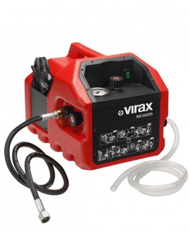 VIRAX 2620 : Električna testna črpalka